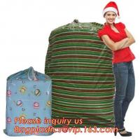 China GIFT HOLIDAY PARTY CHRISTMAS SANTA,BIKE BAGS,LEAF BAGS,TREAT BAGS,HALLOWEEN,EASTER,VALENTINE DAY wholesale