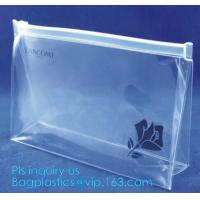 China Clear Toiletry Bag - Compression Packing Cube - PVC Cosmetic Bag - Transparent Makeup Bag - See Through Plastic Clear Ba wholesale