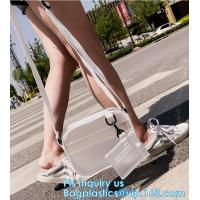 China HOLOGRAPHIC NEON TOTE PVC BAG,VINYL SHOPPING SHOPPER,TOILETRY BIKINI SWIMWEAR BEACHWEAR WOMAN BAG wholesale