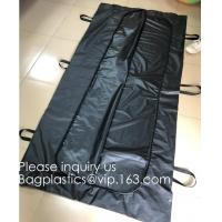China Dead Bodybag Cadaver Body Bag For Funeral,Non Woven Body Bag for dead bodies,Mortuary Waterproof Disposable corpse bags wholesale
