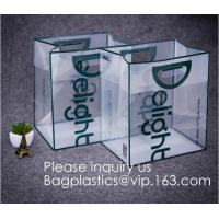 China PE PP PVC SHOPPING BAGS, HANDLE BAGS, HANDY CARRIER BAGS, SHOPPER, SOFT LOOP FLEXI LOOP, DIE CUT wholesale