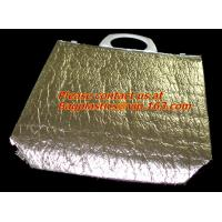 China FREEZABLE LUNCH BAG,INSULATION ALUMINIUM FOIL BAG,THERMAL THERMO COOLER TOTE BAG,BENTO PICNIC,FRESH wholesale