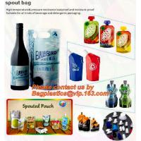 Buy cheap STAND UP POUCH BAG, SOUP BAG, ALUMINUM METALLIZED POUCH,CHOCOLATE POUCH, DOYPACK from wholesalers