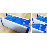 China Disposable auto shoes cover dispenser for factory with non woven shoes cover, shoes cover machines, cover machines, cove wholesale