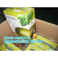 China LIQUID CHEMICAL PACK POUCH BAG, SOUP,MILK,WINE,BAG IN BOX JUICE VALVE BAG,SILICONE FRESH FREEZER BAG wholesale