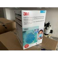 China 3M 1860S N95 Health Care Particulate Respirator and Surgical Mask wholesale