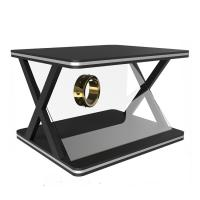 China 21.5 inch 180 degree Holocube,Holographic Showcase,Hologram Display Pyramid wholesale
