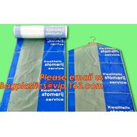 China DRY CLEANING GARMENT BAG COVER, SANITARY LAUNDRY BAG, HOTEL, LAUNDRY STORE, CLEANING SUPPLIES,HANGER wholesale