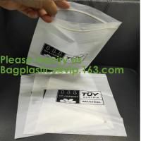 China 100% COMPOSTABLE ZIP BAG, 100% BIODEGRADABLE ZIPPER BAG, SACKS, D2W BAGS, EPI BAGS, DEGRADBALE BAGS, BIO BAGS, GREEN wholesale