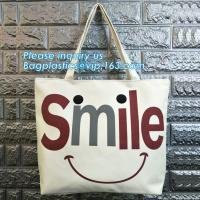 China CANVAS TOTE BOAT BAGS, ECO SHOULDER HANDLE HANDY BAGS, SHOPPING SHOPPER GROCERY, LAUNDRY BAGS wholesale