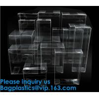 China PLASTIC BOX, CLEAR BOX, PET BOX, PP BOX, PVC BOX, ROUND SHAPE BOX, PLASTIC CASE, BOX WITH HANGER wholesale