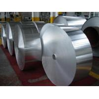 China 8006 Hot Rolling Cast Hydrophilic Aluminium Foil Roll Stock for Soft Freezers Hi-Tensile Strength wholesale
