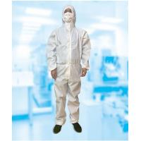 China Lightweight Disposable Isolation Gown , Disposable Non Woven Isolation Gown wholesale