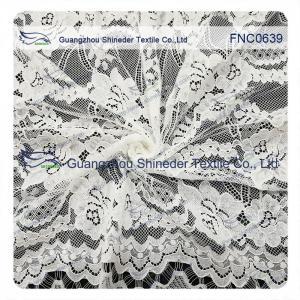 Quality Flower light holes Nylon&Cotton&Polyester Fabirc for garment & Spring for sale
