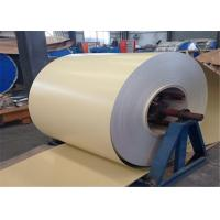 China 1050 RAL9010  Color Coated Aluminum Coil with PVDF for decorate wholesale