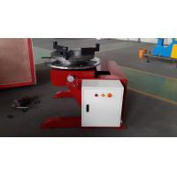 China 3 Jaws Chuck Clamp Hydraulic Bending Machine Pipe Welding Positioner Turntable wholesale