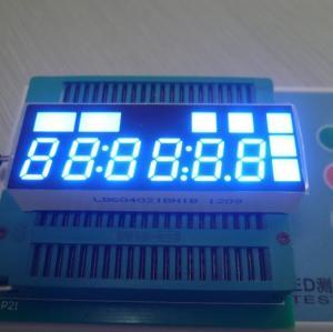 China 0.4 Inch COB 6 Digit 7 Segment LED Display 60 X 22 X 10.05 mm wholesale