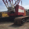 The low price sale 150ton used crawler crane