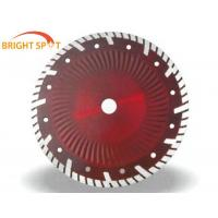 China Hot Pressed Sintered Turbo Diamond Saw Blade for cutting tile,ceramic wholesale