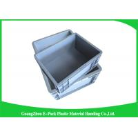 China Agriculture Moving Storage Euro Stacking Containers Leakproof Environmental Protection wholesale