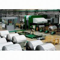 China Aluminum Foil Rolling Mill, for Aluminum Sheet and Strip, Rolling Speeds up to 1500m/Minute wholesale