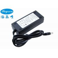 China Black Portable Switching Power Adapter 12V 5A For Laptop / Notebook wholesale