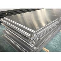 China Wrought Alloy Rolled 5754 Aluminum Sheet Mill Finish For Flooring Applications wholesale