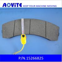 China terex tr100 oem brake pad 15266825 on sale