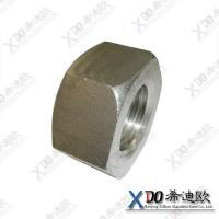China China Alloy20 Wholesale stainless steel hex nut din934 wholesale
