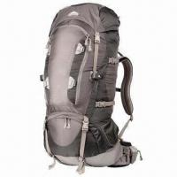 China Mountaineering Backpack with Ice Axe Keeper Feature, Water-resistant on sale