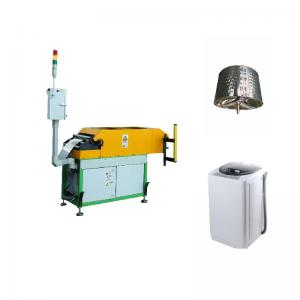 China 380V square hvac duct making machine / TDF/TDC flange forming machine wholesale