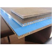 Quality Aluminum Honeycomb Panels PE/PVDF/POWDER Coating For Curtain Wall Decoration for sale