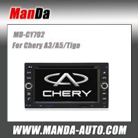 China Manda 2 din car stereo for Chery A3/A5/Tigo in-dash head unit touch screen dvd factory navigation system on sale