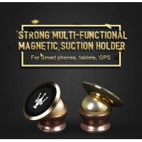 China 24K Gold Plated New Design Magnetic Mobile Phone Holder wholesale