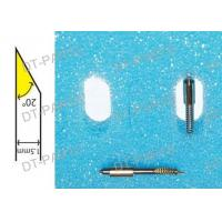 Buy cheap Metal Auto Cutter Parts W/ spring BLADES CB15U-K20-2SP Blade 1.5mm 20° Sandblast from wholesalers