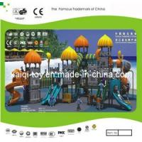 China Castles Series Outdoor Playground Equipment (KQ10031A) wholesale