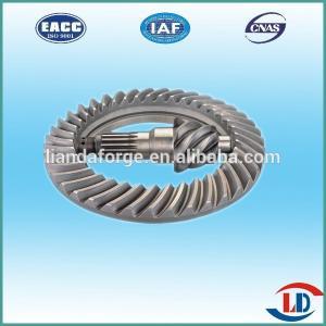 China Manufacture Custom OEM Crown Wheel Pinion Gear wholesale