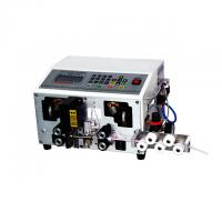 China Automatic Wire Cutting Stripping And Crimping Machine Multi - Functional wholesale