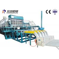 China Green / Orange Color Egg Carton Making Machine Energy Saving 35m*15m*6m wholesale