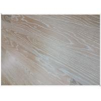 China Oak Engineered white Grain, UV lacquer, HDF engineered flooring, 3-layer, UV lacquer wholesale