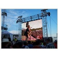 Wholesale Rental Full Color Video Wall Led Display , LED Video Screen For Advertising from china suppliers