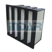 China Low Resistance Air Filter For High Volume Air Flow Ventilation System wholesale