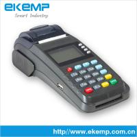 China Wireless Pos Terminal with Thermal Printer, Card Reader -N7110 wholesale