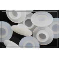 Quality cosmetics Silicone Rubber Products with anodized pull - ring cap , 32mm for sale