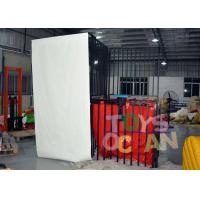 China Adults Inflatable Interactive Games Inflatable Dunk Tank With PVC Water Bag wholesale