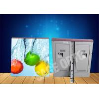China Indoor RGB Perimeter LED Display Pitch Side Advertising Boards Soft Cover wholesale