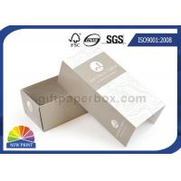 Quality Tray And Sleeve Drawer Paper Box Paper Slide Box Matte Glossy Lamination for sale
