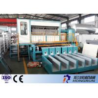 China Professional Egg Crate Making Machine , Pulp Egg Tray Making Machine Hongrun wholesale