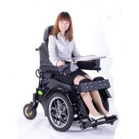 Buy cheap Standing-up power foldable wheelchair from wholesalers