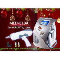 China Tattoo Removal Q - Switched ND YAG Laser 2 Yag Bars ¢7 / ¢8 on sale